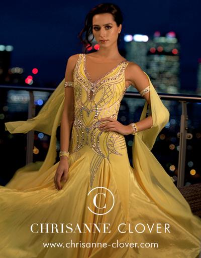Chrisanne Clover 2
